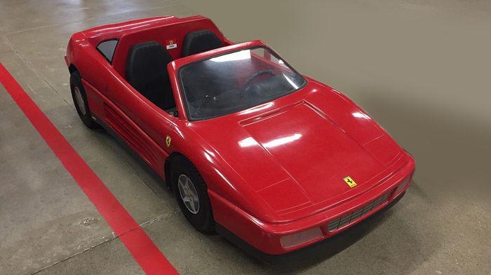 Ferrari 348 TS / Kiddy Agostini